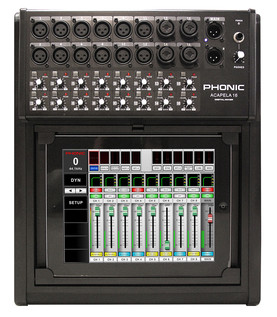 Phonic Acapela 16 Digital Live Sound Mixer With Wireless Control