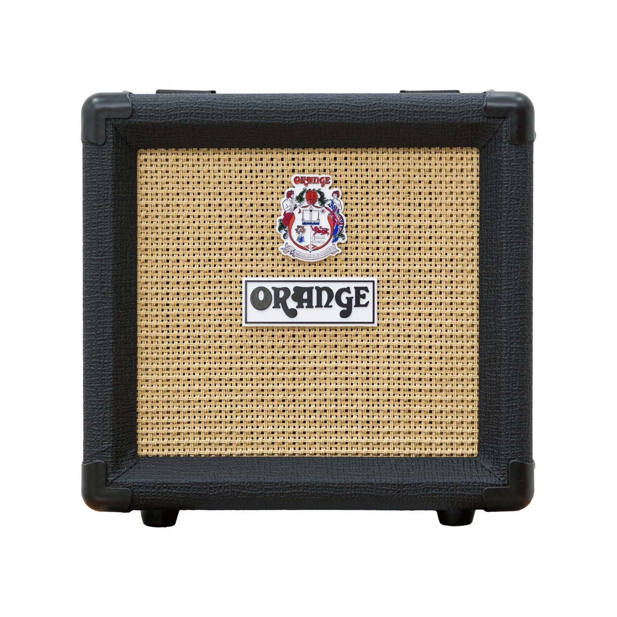 Orange Micro Dark Ppc108 1 X 8 Cabinet Black