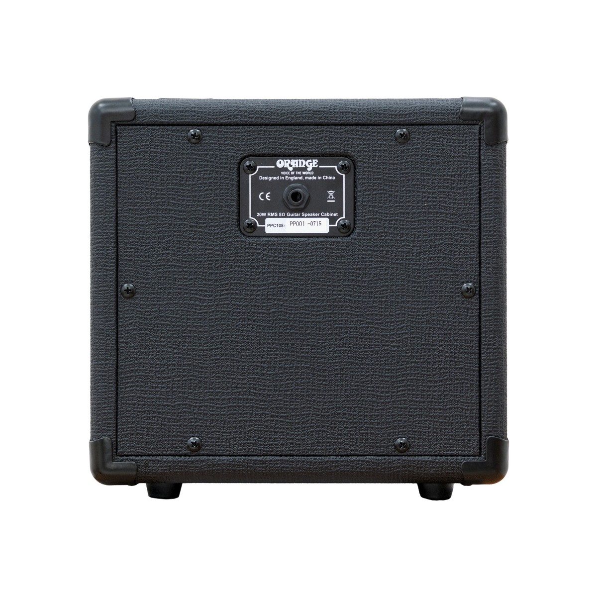 Orange Micro Dark Guitar Amp Pack with Cables at Gear4music.com