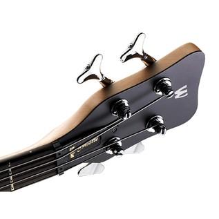 Warwick Rockbass Corvette Basic 4-String Bass, Blue