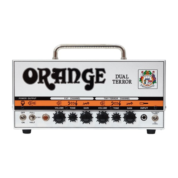 Orange Dual Terror Guitar Amp Head