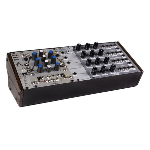 Moog 12'' 60HP Unpowered Empty Case for Mother-32 (Modules Not Included)