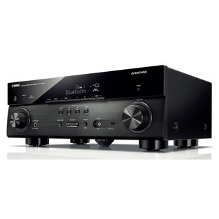 Yamaha RXA550 Aventage AV Receiver with MusicCast, Black