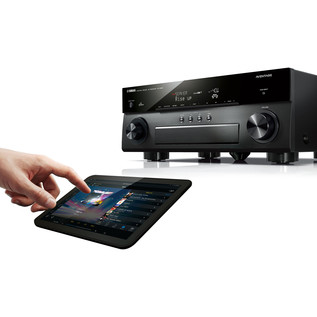Yamaha RXA550 Aventage AV Receiver with MusicCast, (Tablet Not Included)