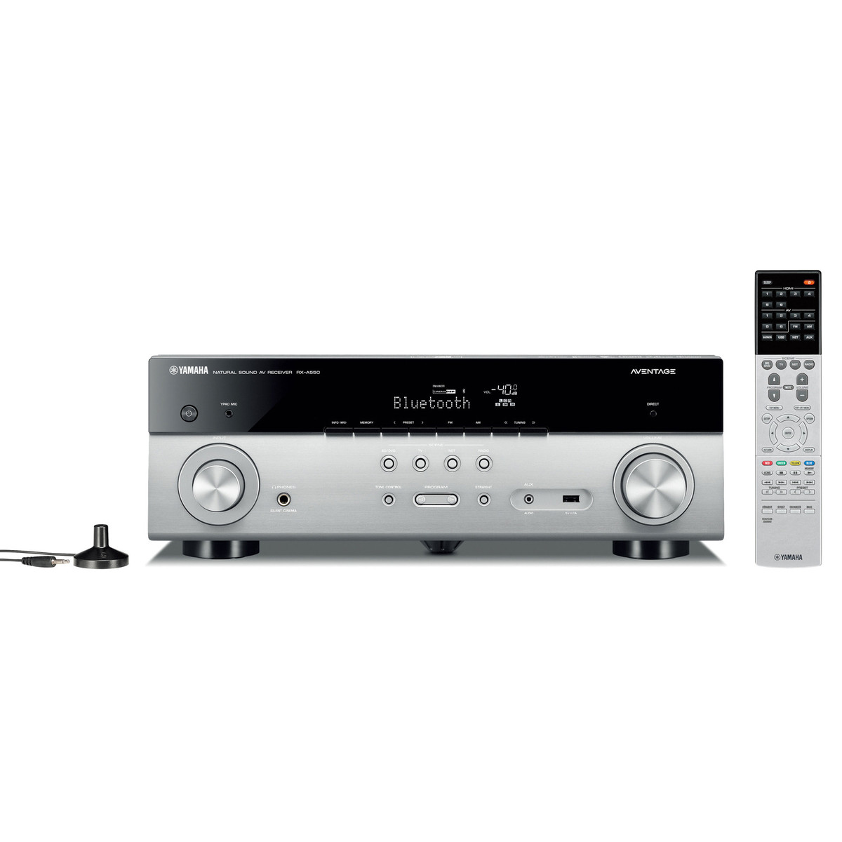disc yamaha rxa550 aventage av receiver with musiccast. Black Bedroom Furniture Sets. Home Design Ideas
