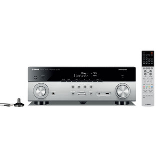 Yamaha RXA550 Aventage AV Receiver with MusicCast, Titanium