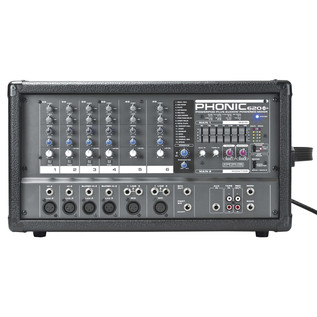Phonic Powerpod620 Plus Powered Mixer