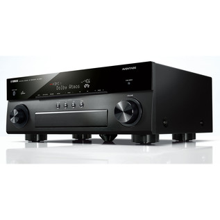 Yamaha RXA850 Aventage AV Receiver with MusicCast, Black