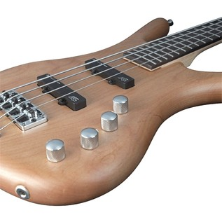 Warwick RockBass Corvette Basic 4-String Bass, Short, Natural Satin