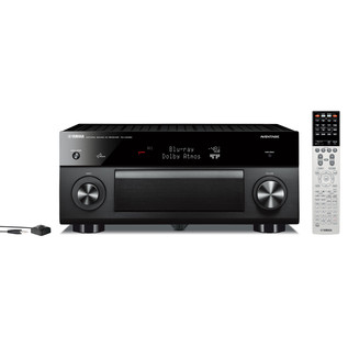 Yamaha RXA2050 Aventage AV Receiver with MusicCast, Black
