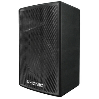 Phonic aSK10 Passive Speaker - Side View