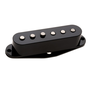 DiMarzio DP419 Area 67 Hum Cancelling Strat Single Coil Pickup, Black