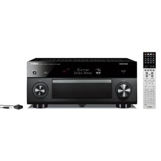 Yamaha RXA3050 Aventage AV Receiver with MusicCast, Black
