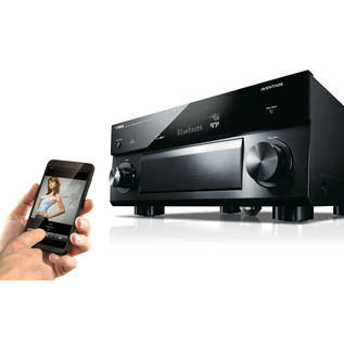 Yamaha RXA3050 Aventage AV Receiver with MusicCast, (Smartphone Not Included)