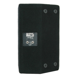 Phonic aSK 12 Passive Stage Speaker/Floor Monitor - Rear View
