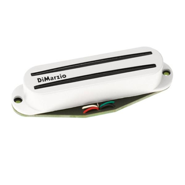 DiMarzio DP389 The Tone Zone T Hum Cancelling Tele Pickup, White