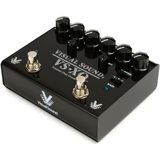 Visual Sound VS-XO Dual Overdrive Pedal