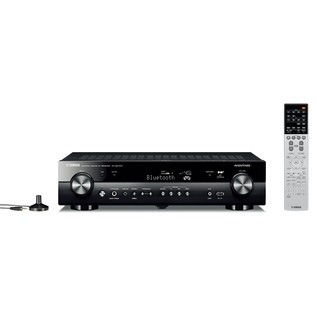 Yamaha RXAS710D Aventage AV Receiver with MusicCast, Black