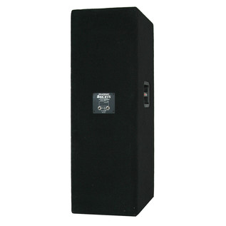 Phonic aSK 215 Dual Passive 2-Way Stage Speaker - Rear View