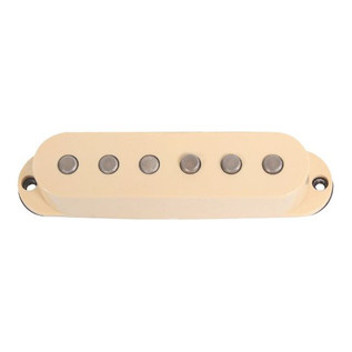 DiMarzio DP422 Injector Bridge Hum Cancelling Strat Pickup, Cream