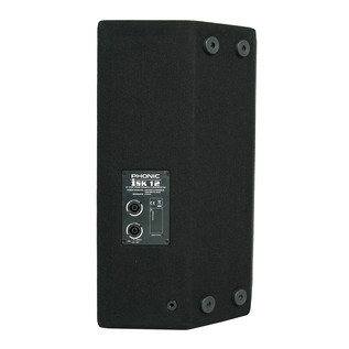 Phonic iSK 12 2-way Stage Speaker / Floor Monitor - Rear View