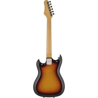 Hagstrom H-III Electric Guitar, 3 Tone Sunburst