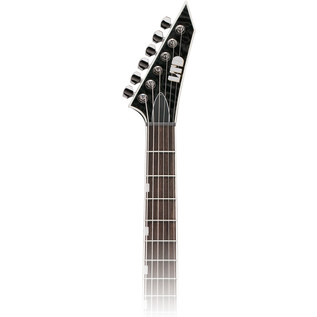 ESP LTD MH-350NT Guitar, See Thru Black + Free Gifts