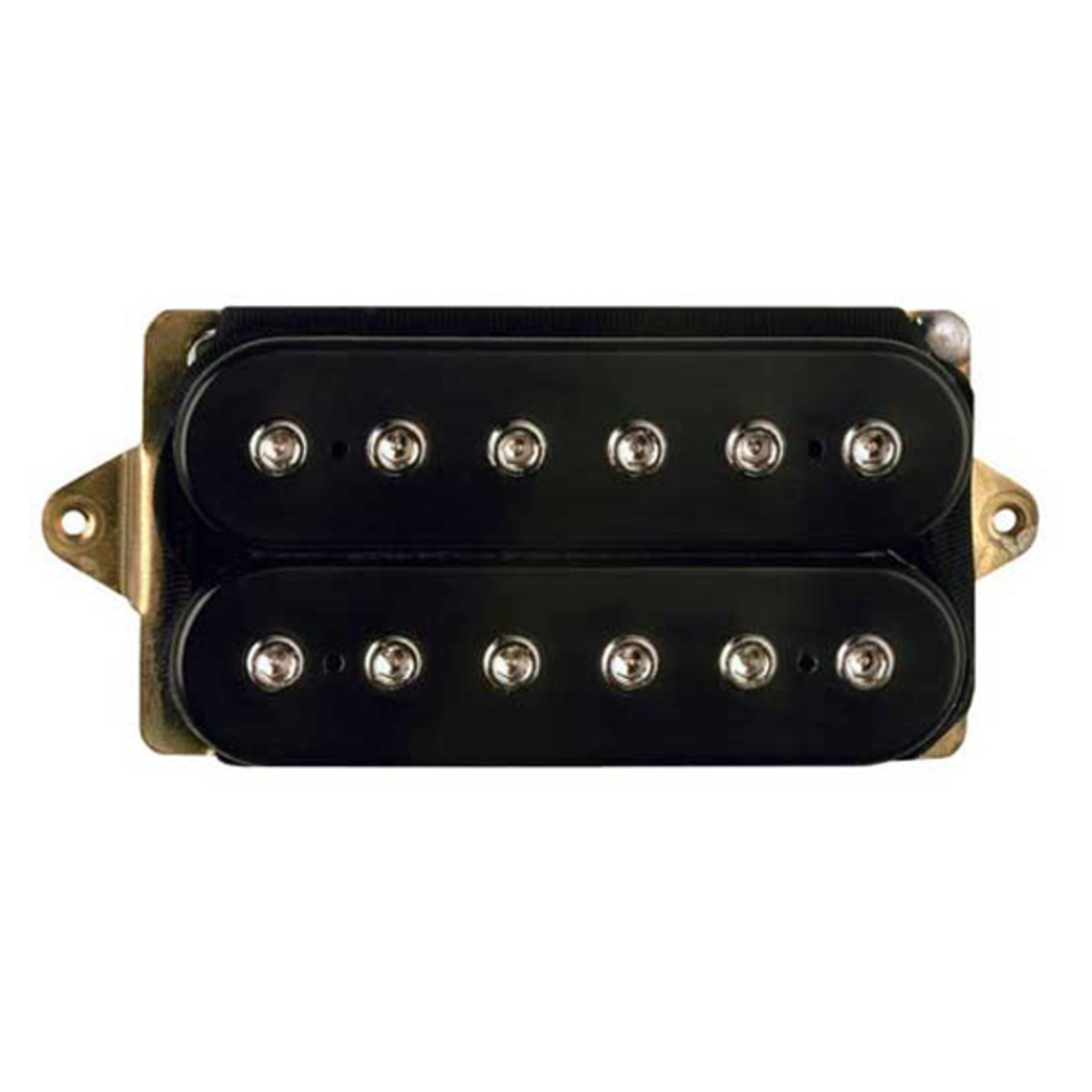 dimarzio dp258 titan neck humbucker guitar pickup black at gear4music. Black Bedroom Furniture Sets. Home Design Ideas