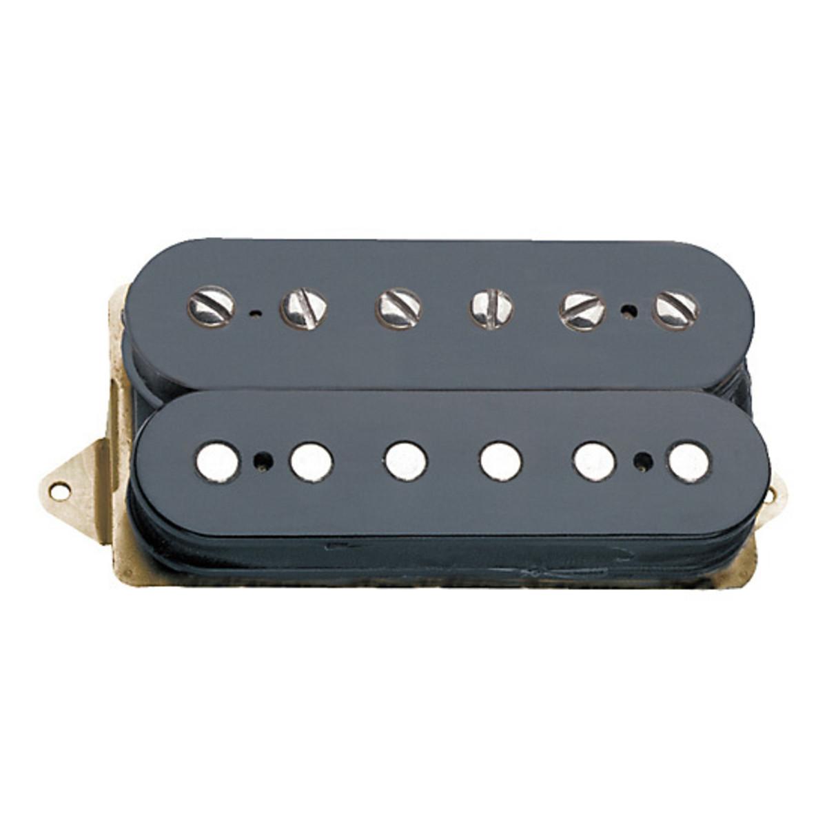 Schema Collegamento Humbucker Di Marzio : Dimarzio dp254 transition neck humbucker guitar pickup black