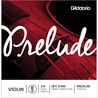 D ' Addario    Prelude Violine E String 3/4-Scale, Medium Tension