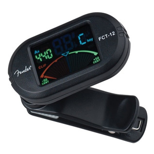 Fender FCT-12 Color Clip-On Tuner
