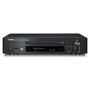 Yamaha CDNT670D Network CD Player with MusicCast, Black