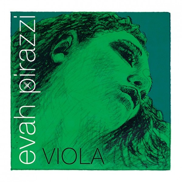 Pirastro Evah Pirazzi Viola A String Aluminium Wound, Med Gauge