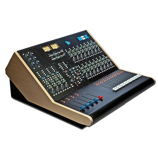 API The Box Mixing Console - Side View