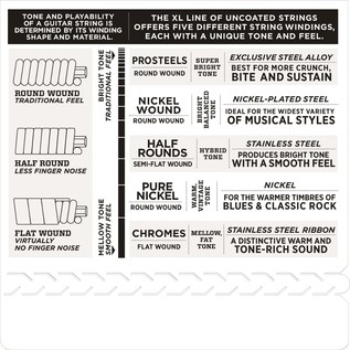 D'Addario EXL120 Electric 5 Pack, LTD EDITION Tin