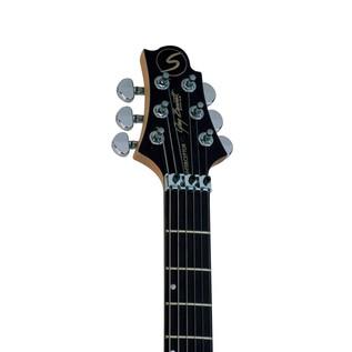 Greg Bennett Interceptor IC-30 Electric Guitar, Trans Red
