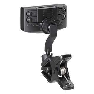 Vox PitchCrow-G Clip-On Tuner, Black