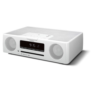 Yamaha TSXB235D Desktop Micro Hi-Fi System with Bluetooth, White