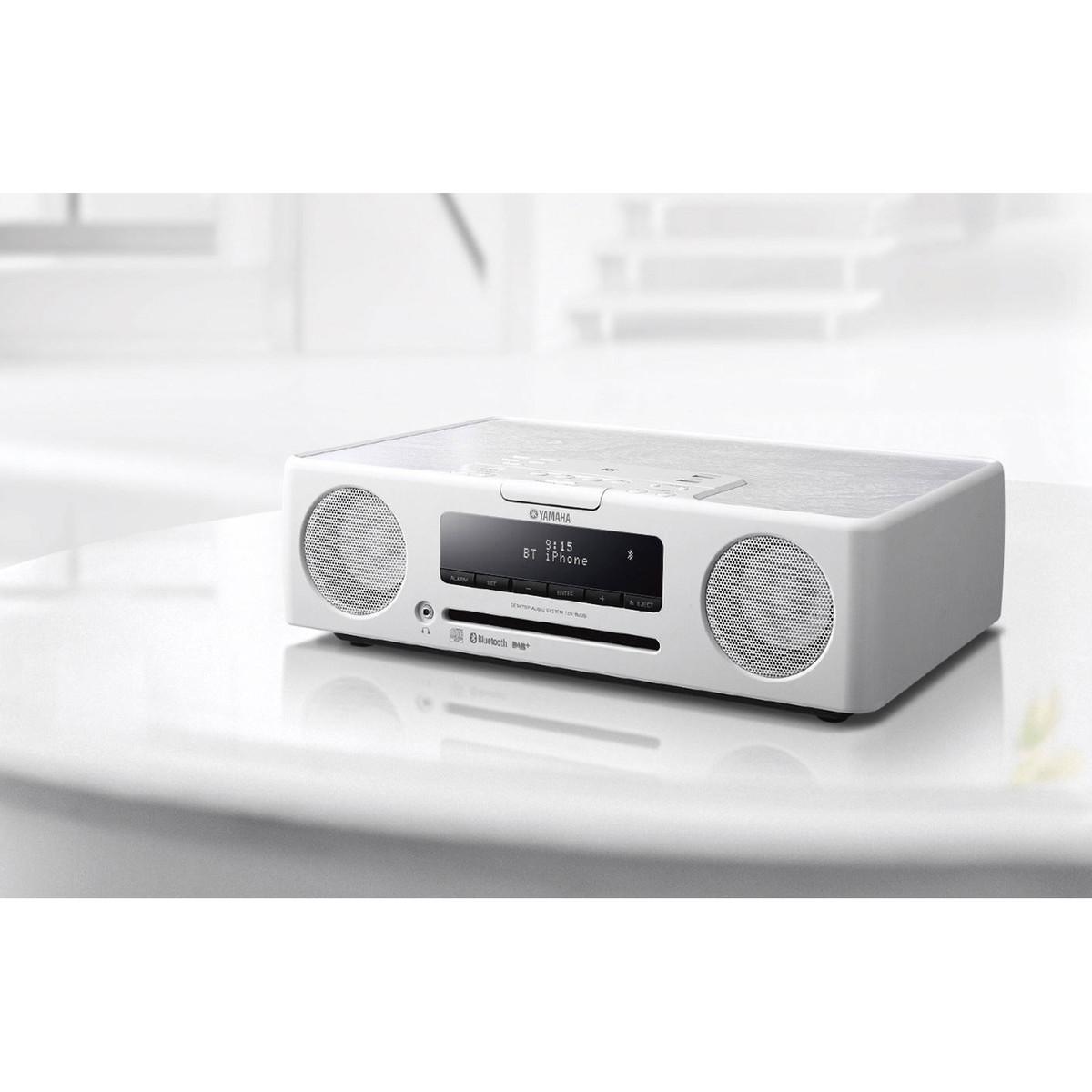 yamaha tsxb235d desktop micro hi fi system with bluetooth. Black Bedroom Furniture Sets. Home Design Ideas
