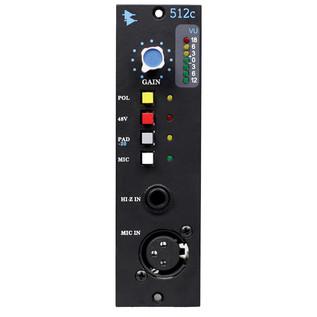 API 512C Mic/Line Preamplifier