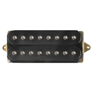 DiMarzio DP812 Super Distortion 8 String Humbucker Pickup, Black