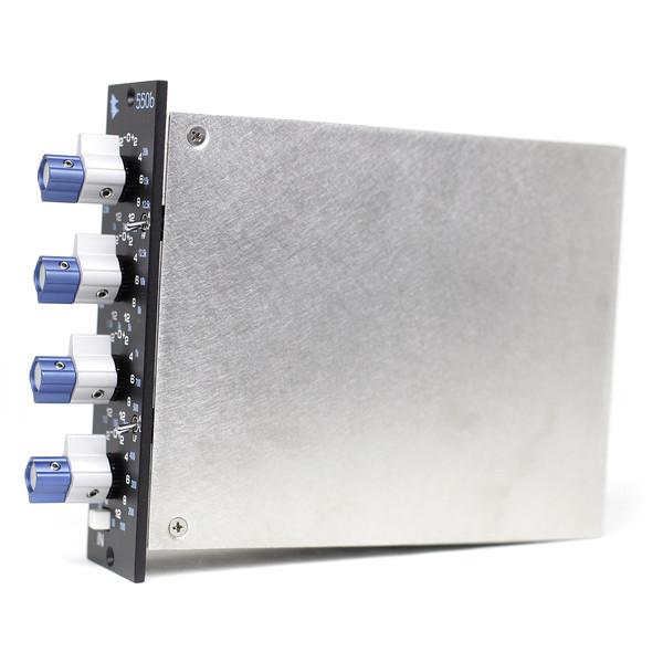 API 550B Discrete 4 Band EQ - Side View