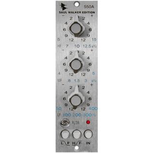 API 550A 3 Band EQ - Saul Walker Edition
