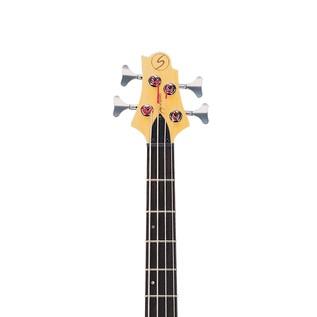 Greg Bennett Fairlane FN-4 Bass Guitar, Vintage Sunburst