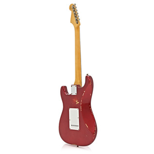 Fender Custom Shop 1963 Relic Stratocaster, RW, Candy Apple Red