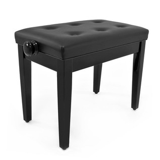 Deluxe Piano Stool by Gear4music