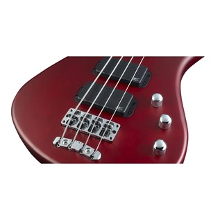 Warwick Rockbass Streamer Standard Bass Guitar, Burgundy Red