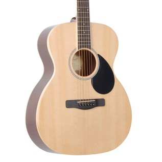 Greg Bennett OM-2 Acoustic Guitar, Natural