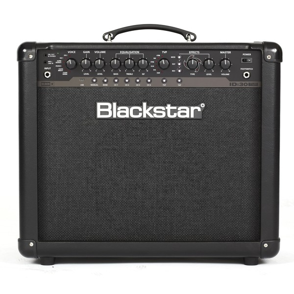 Blackstar ID:30TVP 30W Programmable Guitar Combo Amp
