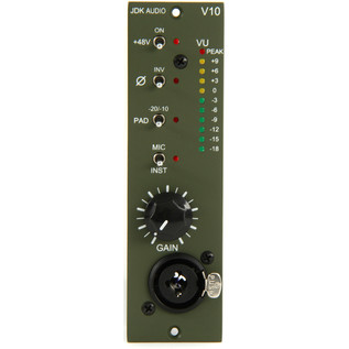 JDK V10 Single Channel Mic Preamp